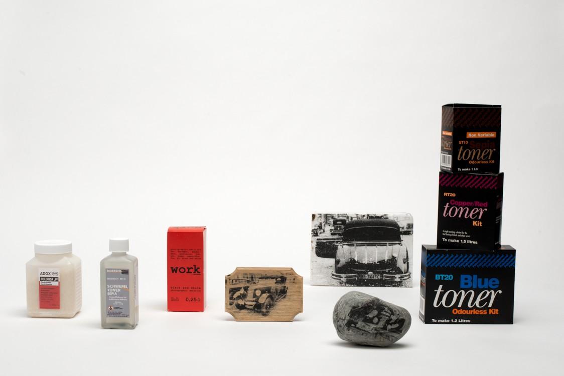 Emulsioni - Antiche Tecniche